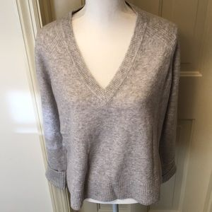 J. Crew V-Neck Sweater NWT